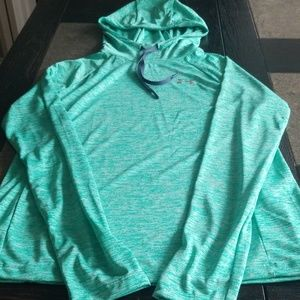 Under Armour womens hooded shirt